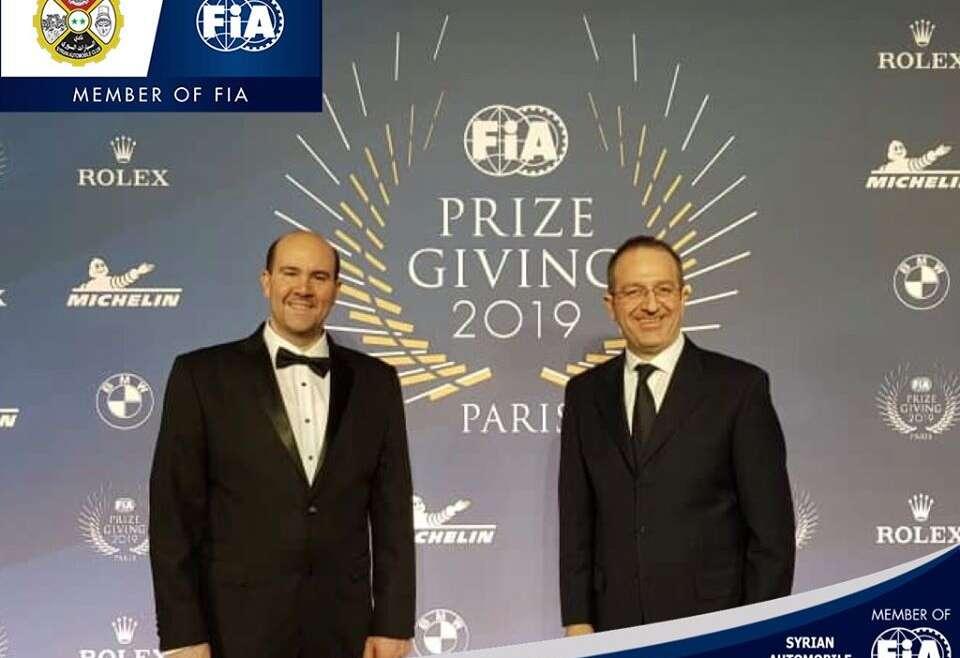 مشاركة مثمرة لـ نادي السيارات السوري في اجتماعات الهيئة العامة 2019