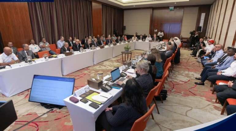 مشاركة النادي في المؤتمر الإقليمي السنوي لممثلي الاتحاد الدولي للسيارات في الشرق الأوسط
