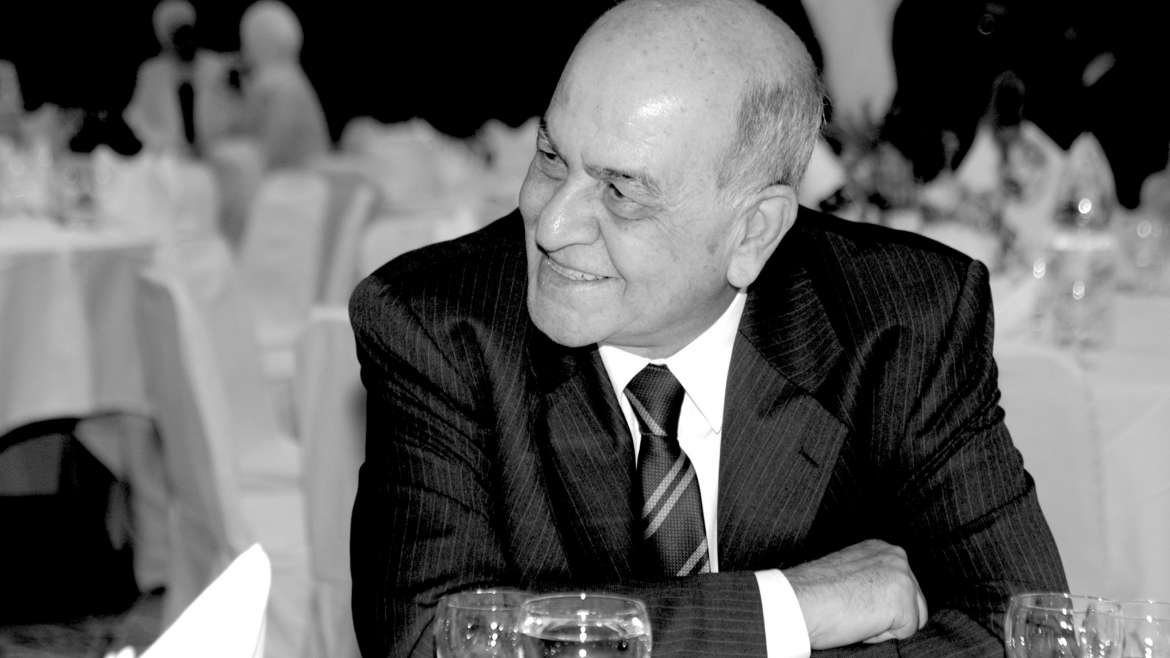 Rest in Peace, Mr Walid…