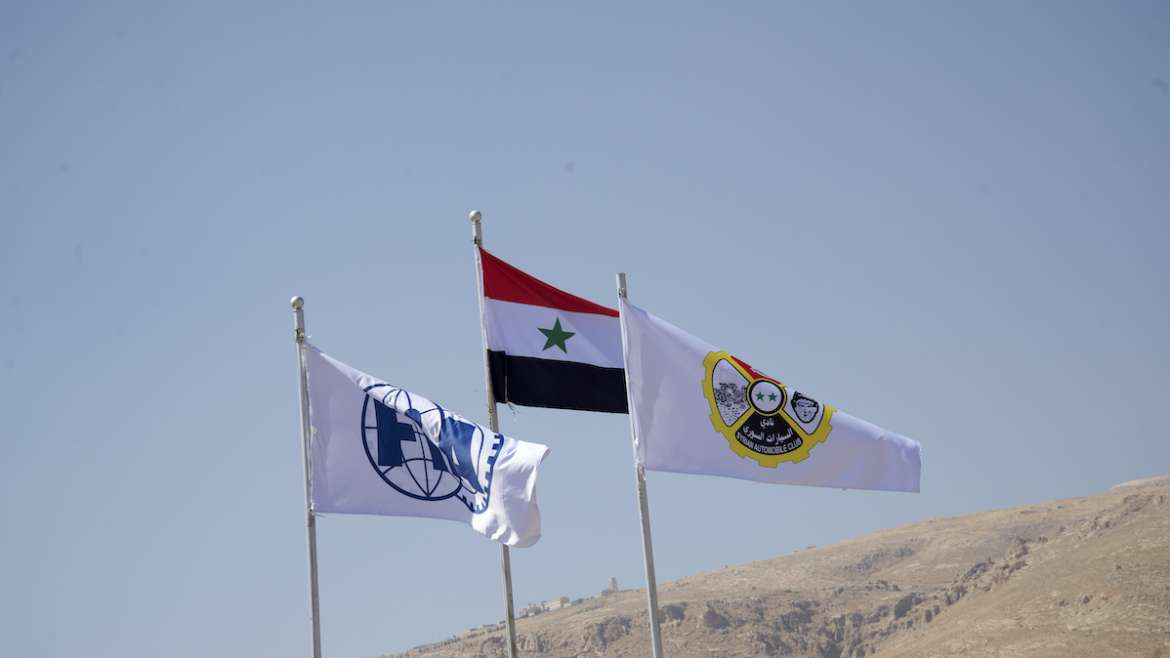 Syrian Automobile Club publishes the 2021 National Sporting Code